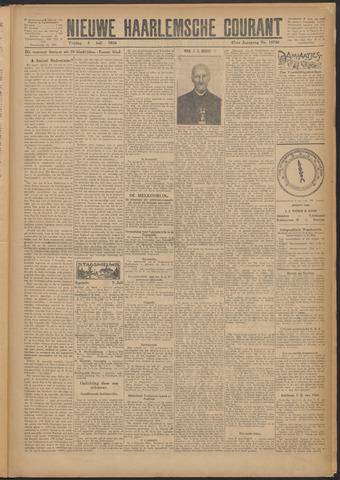 Nieuwe Haarlemsche Courant 1924-07-04