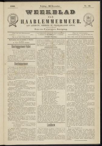 Weekblad van Haarlemmermeer 1880-12-24