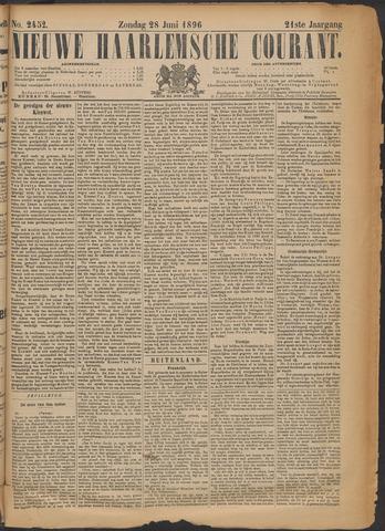 Nieuwe Haarlemsche Courant 1896-06-28