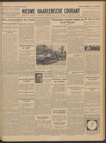 Nieuwe Haarlemsche Courant 1939-11-24