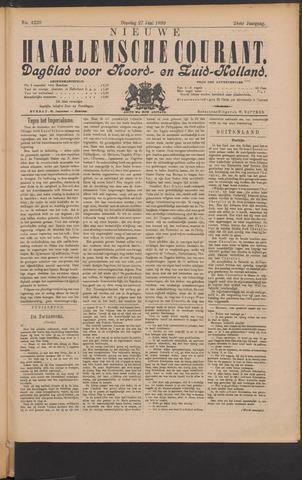 Nieuwe Haarlemsche Courant 1899-06-27