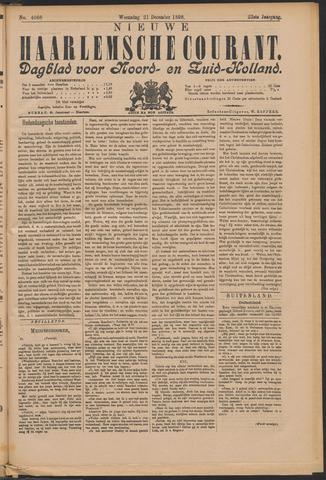 Nieuwe Haarlemsche Courant 1898-12-21