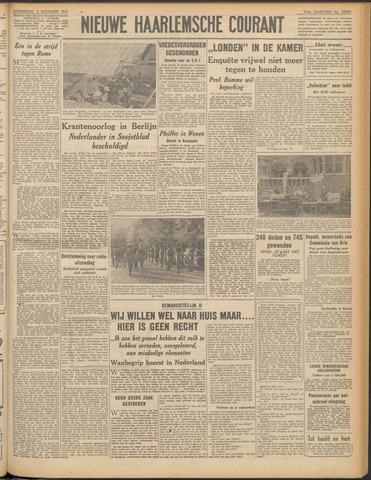 Nieuwe Haarlemsche Courant 1947-11-06