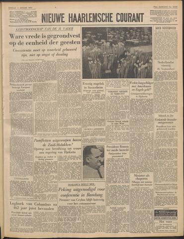 Nieuwe Haarlemsche Courant 1955-01-04