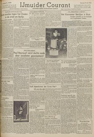 IJmuider Courant 1948-07-27
