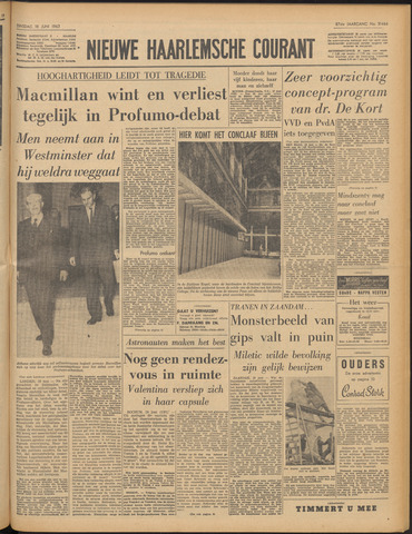 Nieuwe Haarlemsche Courant 1963-06-18