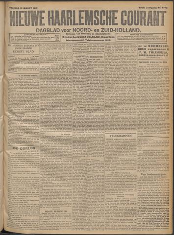 Nieuwe Haarlemsche Courant 1915-03-19