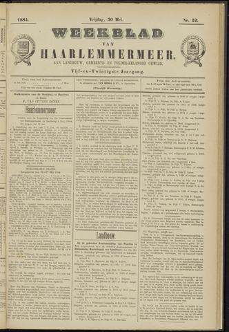 Weekblad van Haarlemmermeer 1884-05-30