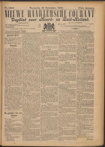 Nieuwe Haarlemsche Courant 1902-11-19