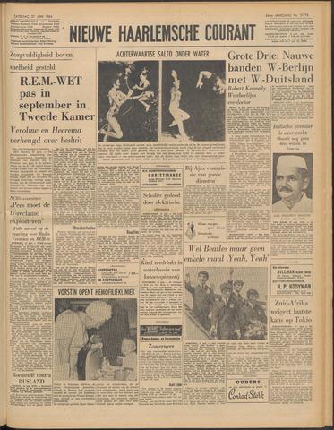 Nieuwe Haarlemsche Courant 1964-06-27