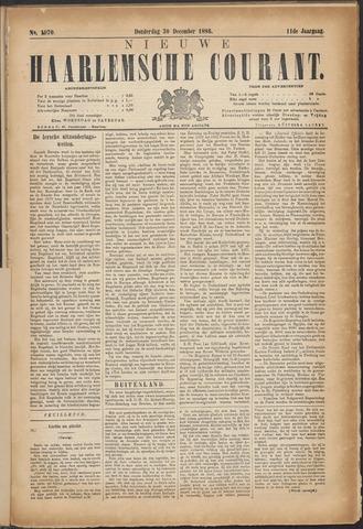 Nieuwe Haarlemsche Courant 1886-12-30