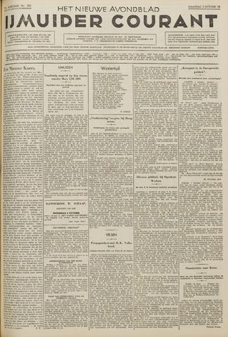 IJmuider Courant 1938-10-03