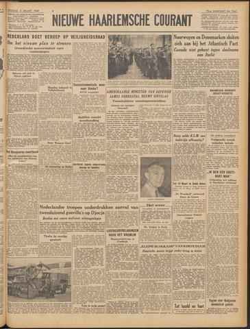 Nieuwe Haarlemsche Courant 1949-03-04