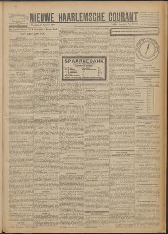 Nieuwe Haarlemsche Courant 1924-01-21