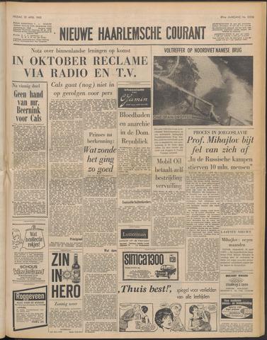 Nieuwe Haarlemsche Courant 1965-04-30
