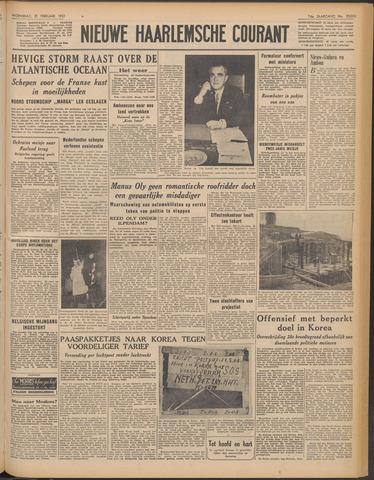 Nieuwe Haarlemsche Courant 1951-02-21