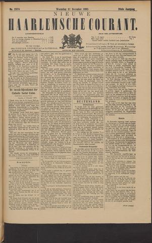 Nieuwe Haarlemsche Courant 1895-12-11