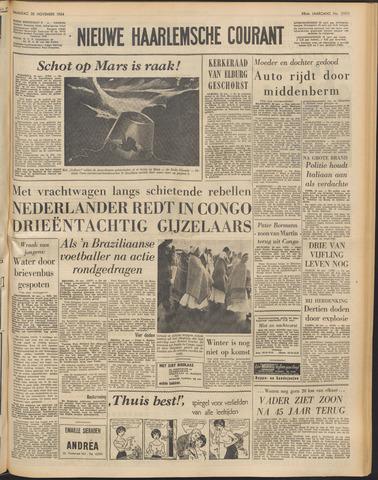 Nieuwe Haarlemsche Courant 1964-11-30
