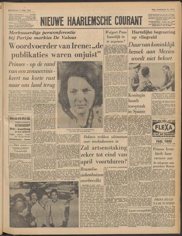 Nieuwe Haarlemsche Courant 1964-04-09