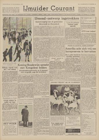 IJmuider Courant 1959-12-30