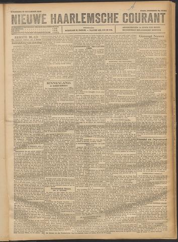 Nieuwe Haarlemsche Courant 1920-11-10