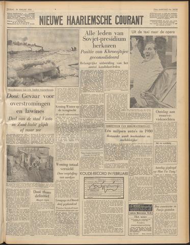 Nieuwe Haarlemsche Courant 1956-02-28
