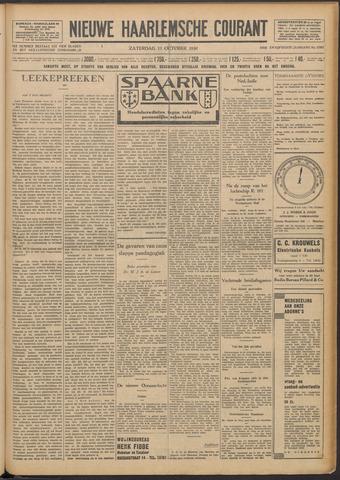 Nieuwe Haarlemsche Courant 1930-10-11