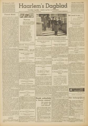 Haarlem's Dagblad 1938