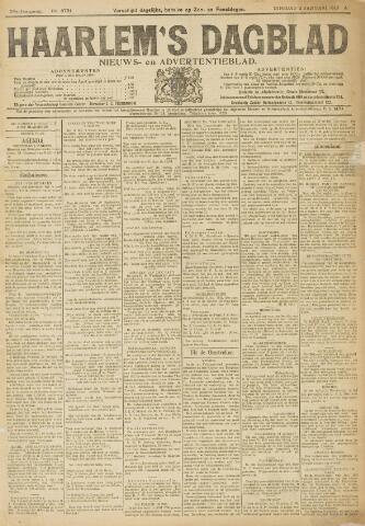 Haarlem's Dagblad 1912