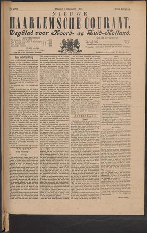 Nieuwe Haarlemsche Courant 1897-11-09