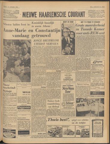 Nieuwe Haarlemsche Courant 1964-09-18
