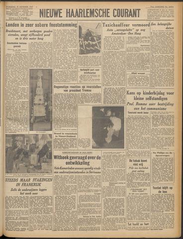 Nieuwe Haarlemsche Courant 1947-11-19