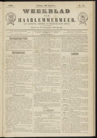 Weekblad van Haarlemmermeer 1880-08-20
