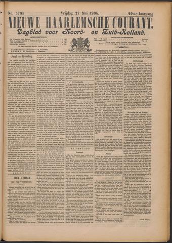 Nieuwe Haarlemsche Courant 1904-05-27