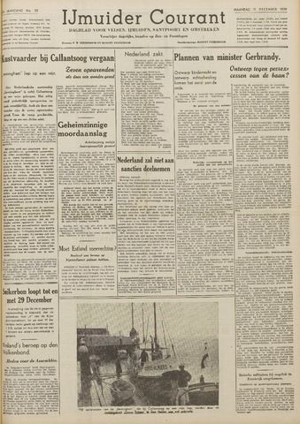 IJmuider Courant 1939-12-11