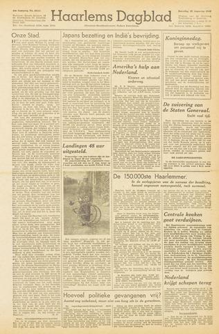 Haarlem's Dagblad 1945-08-25