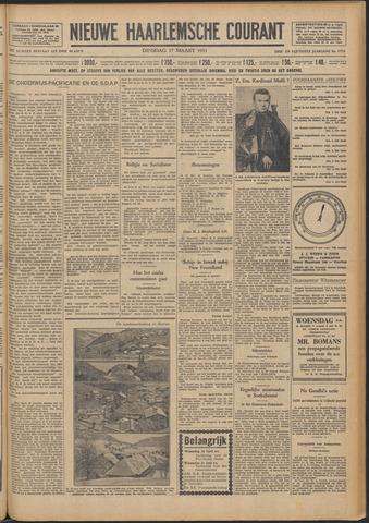 Nieuwe Haarlemsche Courant 1931-03-17