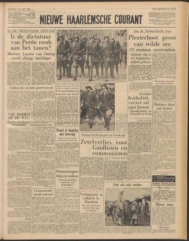Nieuwe Haarlemsche Courant 1955-06-20