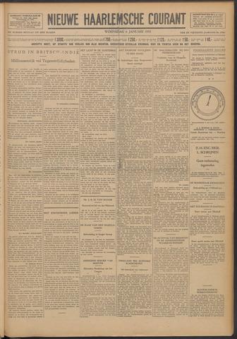 Nieuwe Haarlemsche Courant 1932-01-06