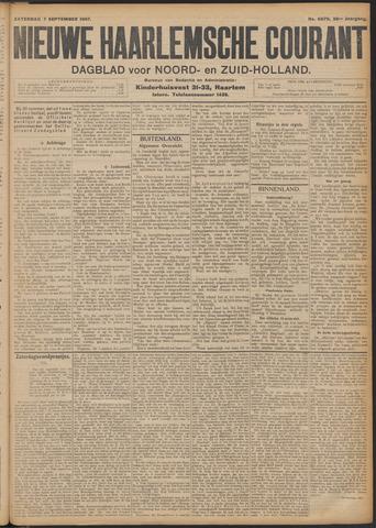 Nieuwe Haarlemsche Courant 1907-09-07