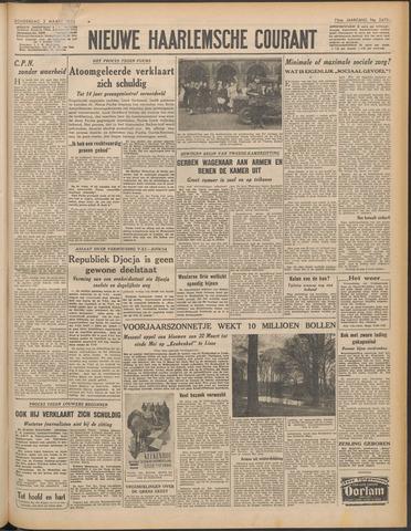 Nieuwe Haarlemsche Courant 1950-03-02