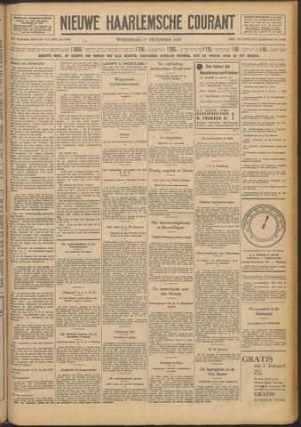 Nieuwe Haarlemsche Courant 1930-12-17