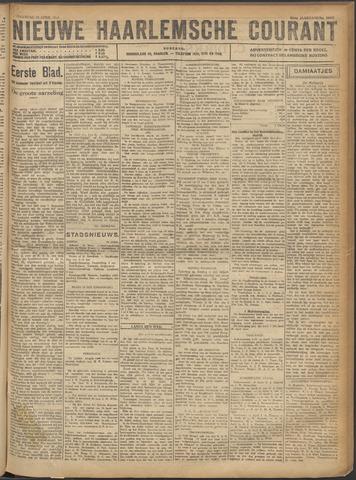 Nieuwe Haarlemsche Courant 1921-04-18