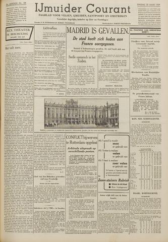 IJmuider Courant 1939-03-28