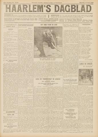 Haarlem's Dagblad 1926-04-12