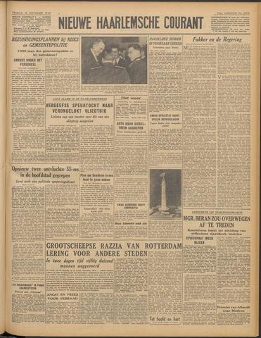 Nieuwe Haarlemsche Courant 1949-11-18