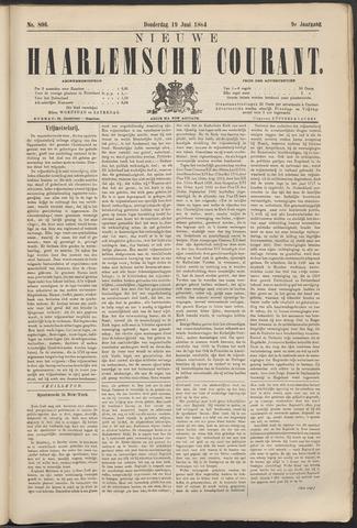 Nieuwe Haarlemsche Courant 1884-06-19