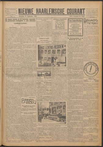 Nieuwe Haarlemsche Courant 1924-09-27