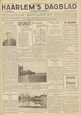 Haarlem's Dagblad 1935-01-19