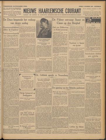 Nieuwe Haarlemsche Courant 1940-11-19